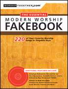 Brentwood-Benson  - The Essential Modern Worship Fakebook - 220 of Your Favorite Worship Songs in Singable Keys