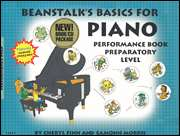 Willis Music  - Beanstalk's Basics for Piano - Performance Books - Preparatory Level