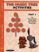 Alfred Publishing  - The Music Tree: Activities Book, Part 3
