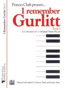 Alfred Publishing  - I Remember Gurlitt, Book 2