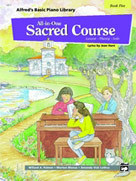 Alfred Publishing  - Alfred's Basic All-in-One Sacred Course for Children, Book 5