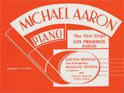 Alfred Publishing  - Michael Aaron Piano Course (Curso Para Piano): Spanish & English Edition, Primer