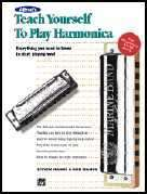 Alfred Publishing  - Alfred's Teach Yourself to Play Harmonica