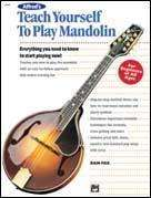 Alfred Publishing  - Alfred's Teach Yourself to Play Mandolin