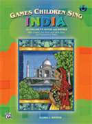 Alfred Publishing  - Games Children Sing... India