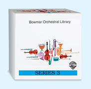 Alfred Publishing  - Bowmar Orchestral Library, Series 3