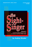Alfred Publishing  - The Sight-Singer, Volume I for Unison/Two-Part Treble Voices