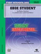 Alfred Publishing  - Student Instrumental Course: Oboe Student, Level I