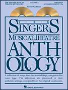 Various Composers  - The Singer's Musical Theatre Anthology - Volume 2, Revised - Soprano Accompaniment CDs