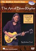 Guitar Axis  - Robben Ford - The Art of Blues Rhythm