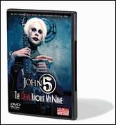 John 5 - The Devil Knows My Name - Instructional Guitar DVD