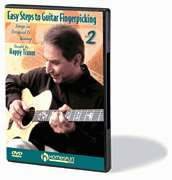 Happy Traum, Homespun  - Easy Steps to Guitar Fingerpicking - DVD Two: Songs in Dropped D Tuning