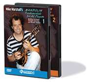 Homespun  - Mike Marshall's Mandolin Fundamentals for All Players - Two-DVD Set