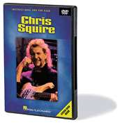 Chris Squire - Instructional DVD for Bass