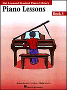Piano Lessons Book 5 - Hal Leonard Student Piano Library