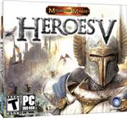 Encore Inc  - HEROES OF MIGHT AND MAGIC V JC