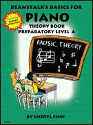 Willis Music  - Beanstalk's Basics for Piano - Theory Book Preparatory Book A