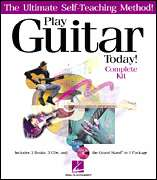 Play Guitar Today! - Complete Kit - The Ultimate Self-Teaching Method