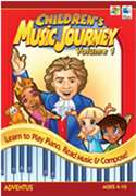 Adventus  - Children's Music Journey LAN License Vol.1 - per station - Win