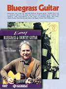 Homespun  - Happy Traum Bluegrass Pack - Includes Bluegrass Guitar book/CD and Easy Bluegrass and Country Guitar DVD