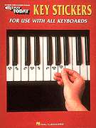 Hal Leonard  - Key Stickers