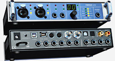 "Fireface UCX - 36-Channel, 192 kHz USB & FireWire Audio Interface incl. RME Remote Control, 9 1/2"", 1RU"